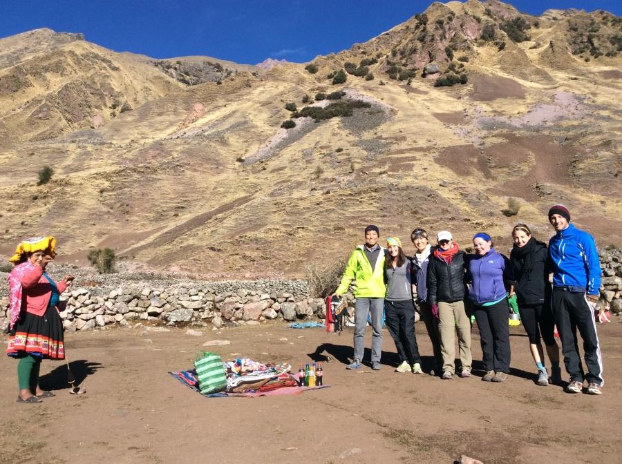 Hike to Ausangate trekking in 5 days in Peru