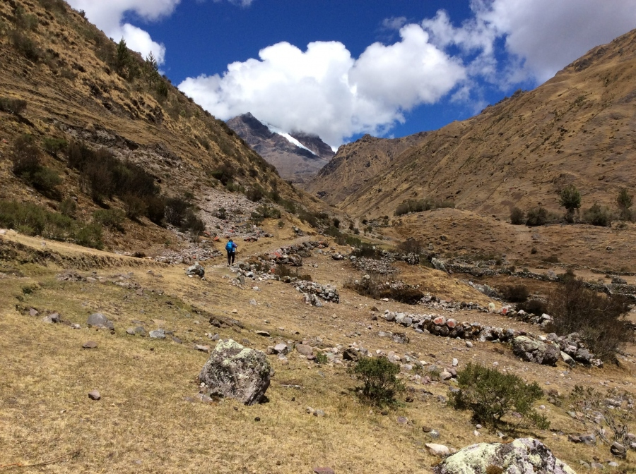 Ausangate trip with hiking for 5 days Peru