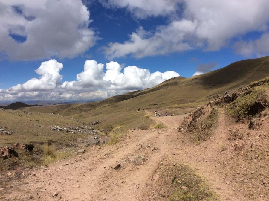 Hike Ausangate in 5 days trek Peru