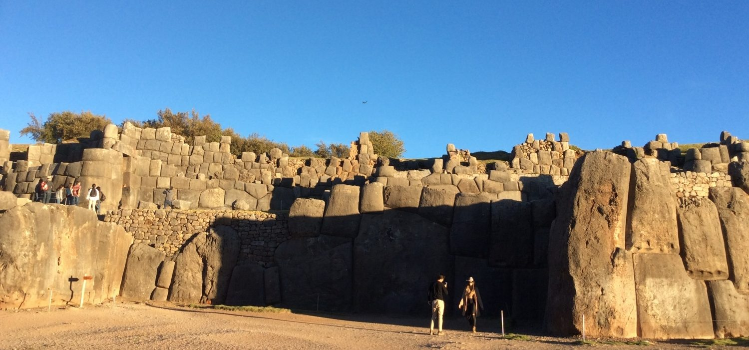 Sacsayhuaman Inca site tour with city tour Cusco