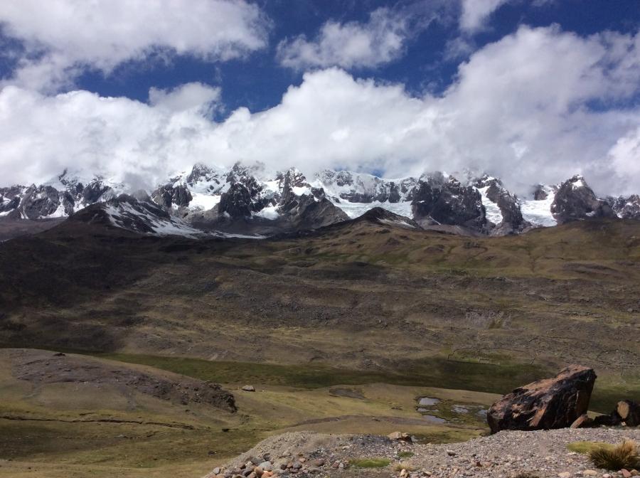 5 days trek to Ausangate in Cusco Peru