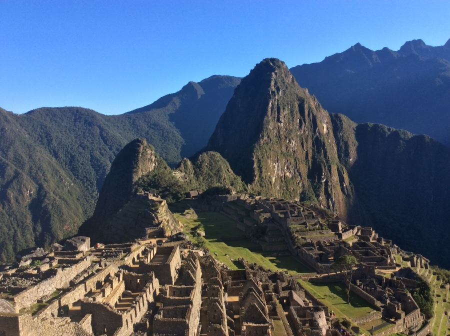 tour Machupicchu in Peru trip