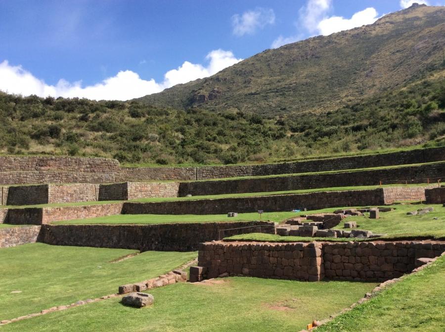 Full day tour Tipon Peru Cusco