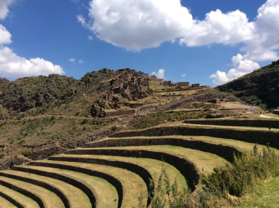 Pisac Inca tour with Machupicchu for 3 days
