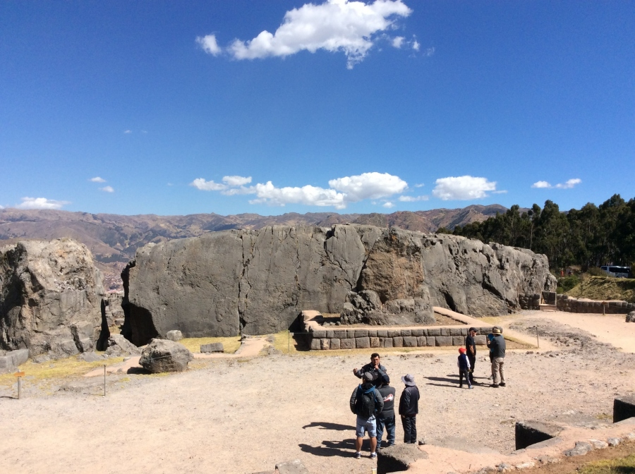 Qenqo Inca site tour Cusco