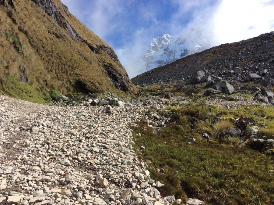 Salkantay adventure trail to Machupicchu