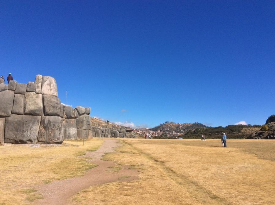 Saqsayhuaman Inca site tour Cusco