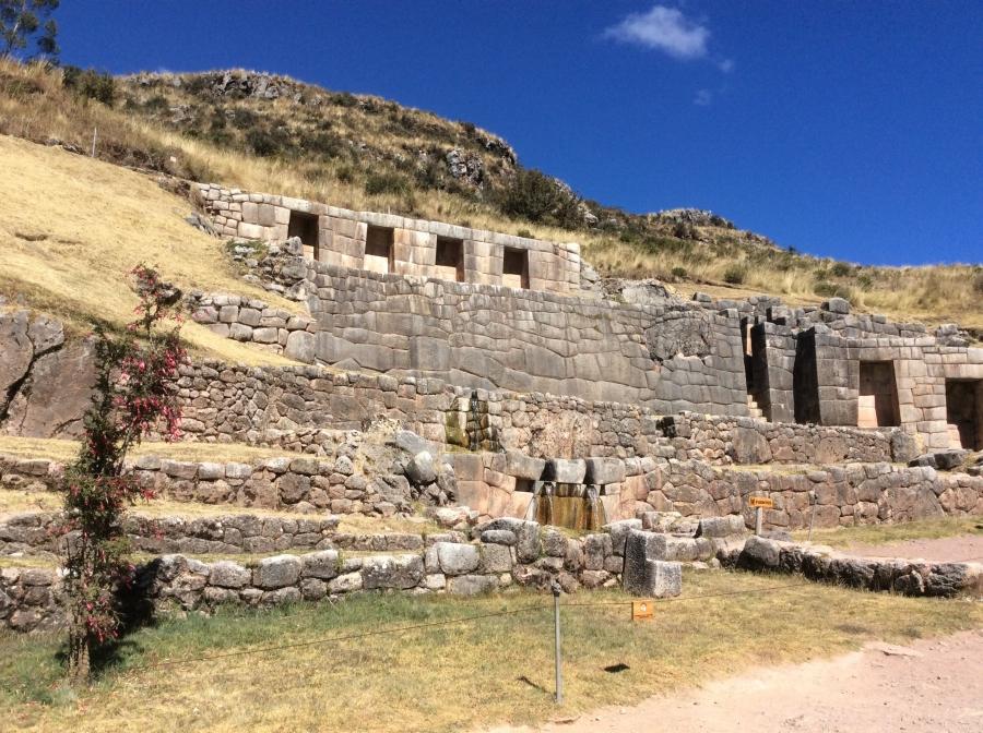 Tambomachay Cusco city tour Peru