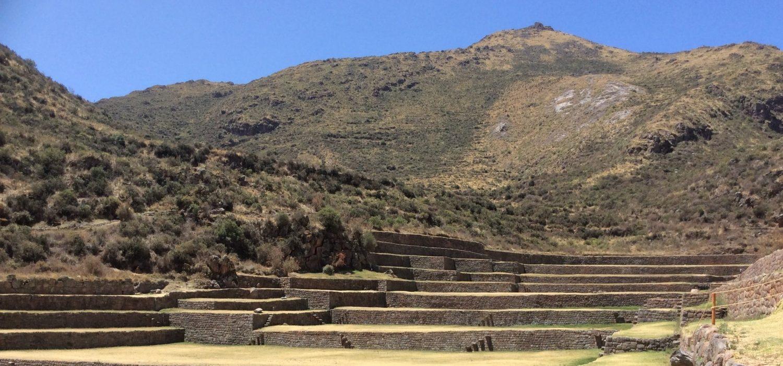 private Tipon day tour Cusco Peru