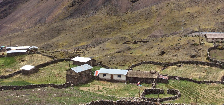 Peru Cusco Ausangate trekking 5 days