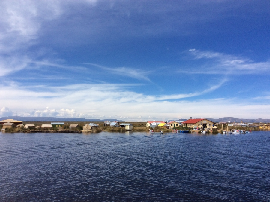 Peru Puno Uros day tour