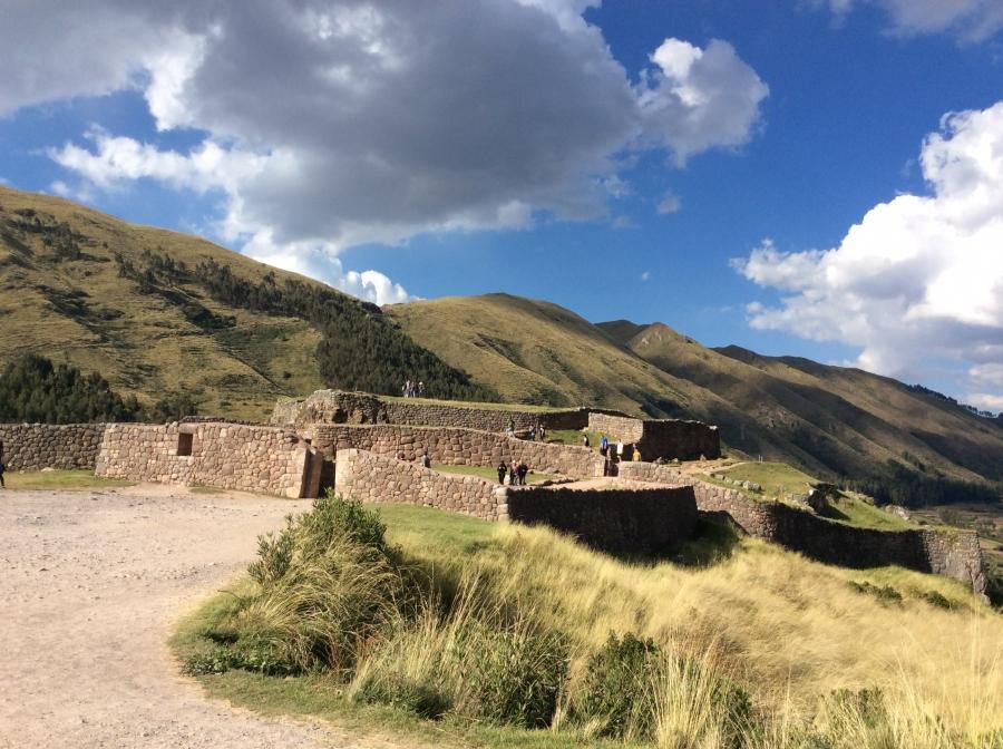 Pucapucara Inca site tour  Cusco
