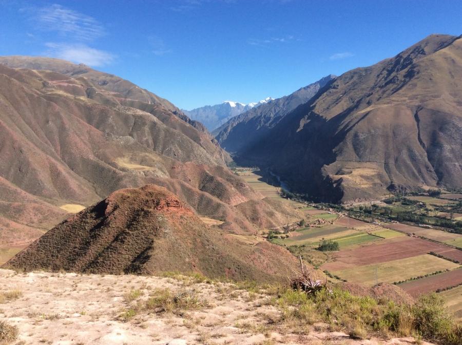 Sacred valley tour in Cusco Peru