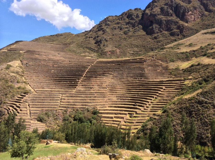Pisaq Inca site day tour with sacred valley Cusco