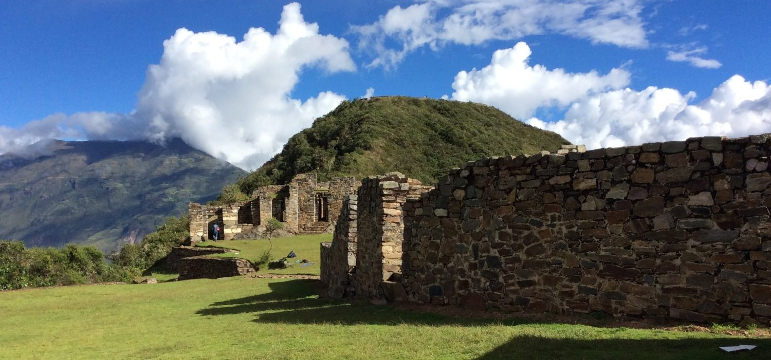 choquequirao trek Cusco 4 days
