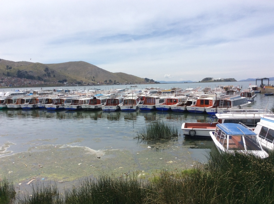 Lake Titicaca tour in Peru Puno