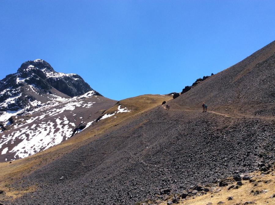 Lares trek for 4 days with Machupicchu