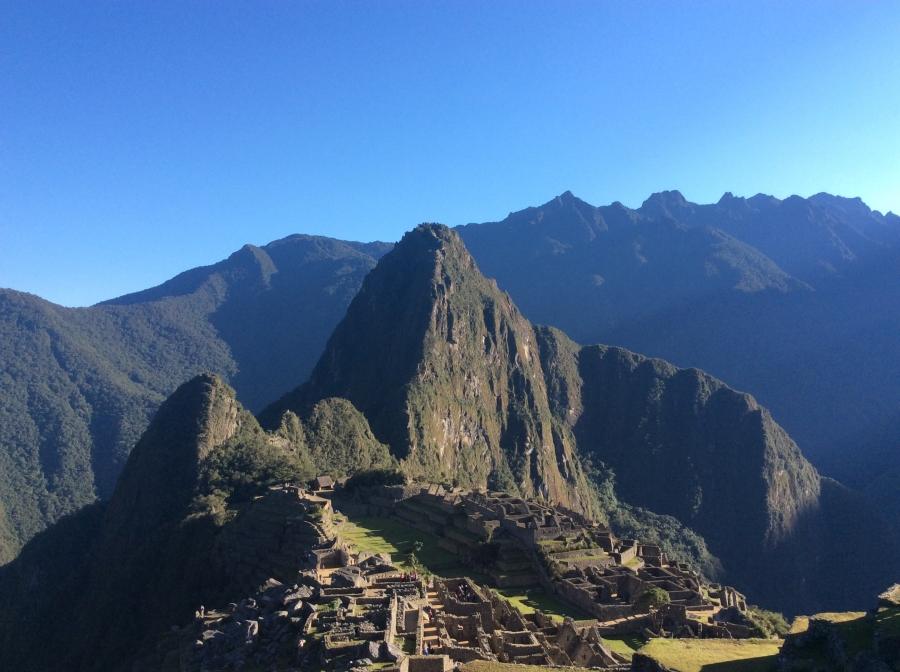 Peru trips with Machupicchu day tour