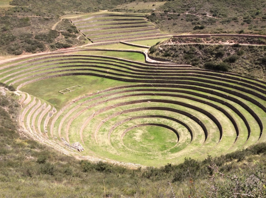 Moray day tour from Cusco Peru