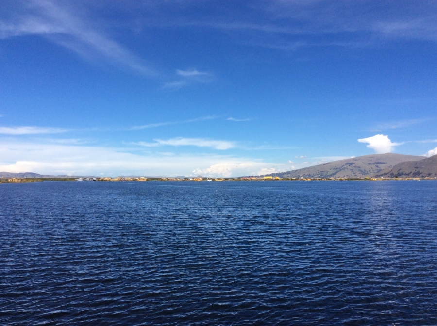 Day tour to lake Titicaca  in Peru
