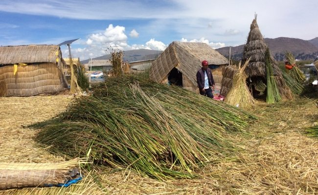 Full day tour Uros Taquile Puno Peru