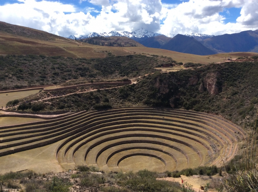 Moray Inca site day tour in Cusco
