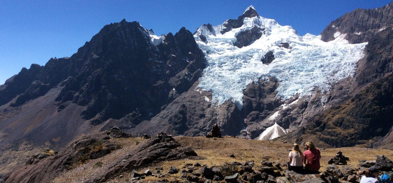 Lares trekking in Peru Cusco
