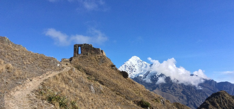 Peru trip with Socma trekking to Machupicchu