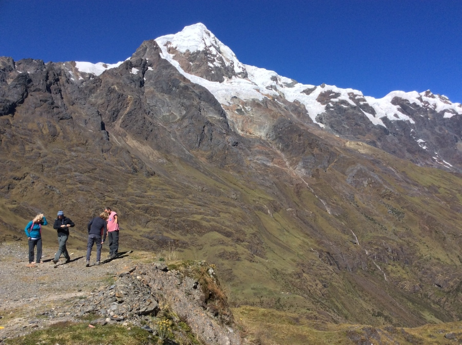 Inca jungle trekking to Machupicchu 4 days