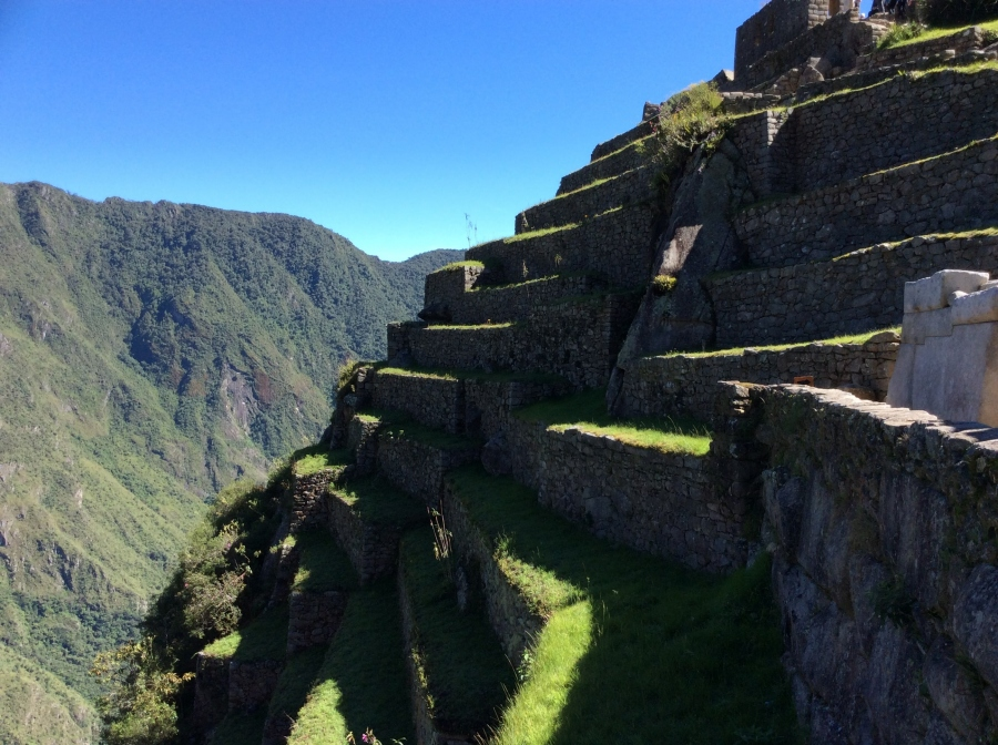 Machupicchu tour with Inca jungle trek