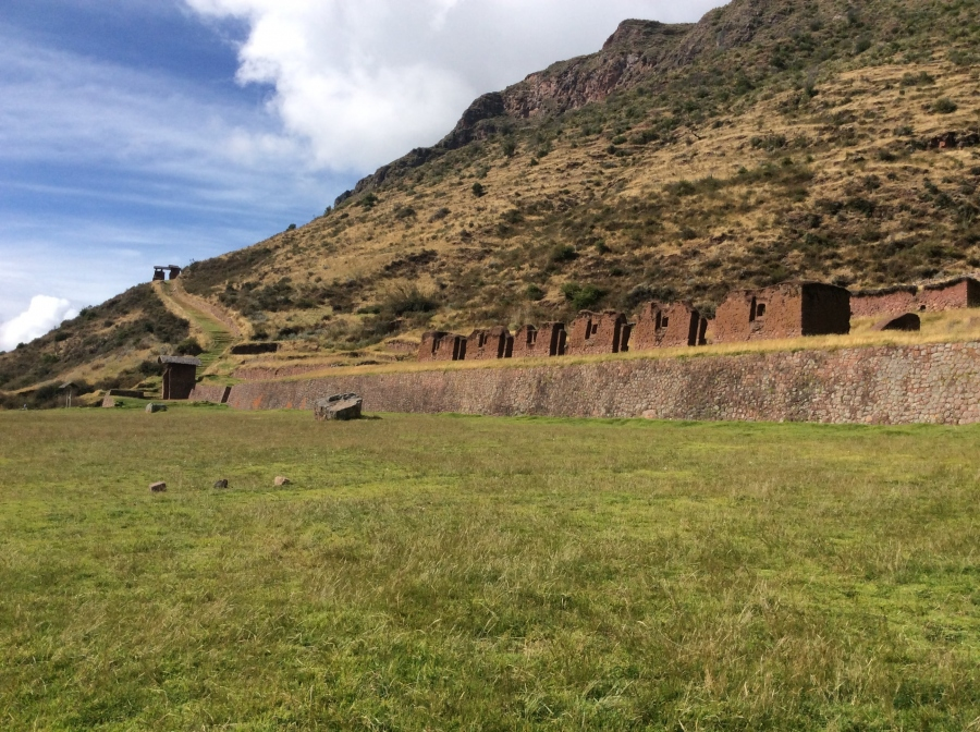 Huchuy Qosqo Inca fortress with day hike
