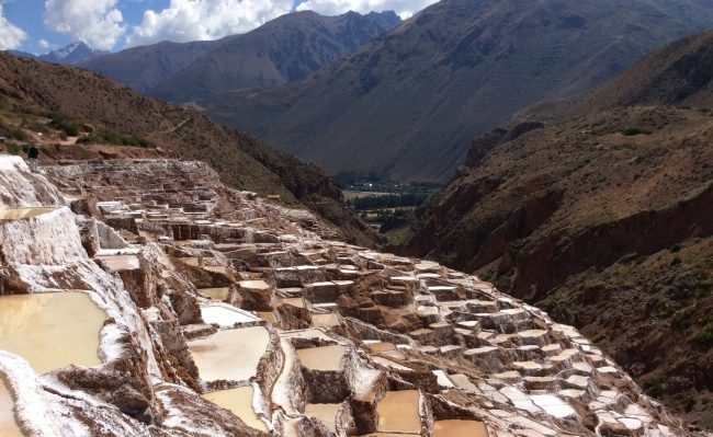 Maras salt mine day tour from Cusco