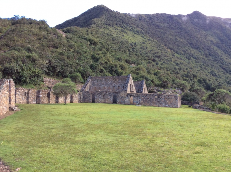 Trekking Choquequirao with Machupicchu in 7 days Peru