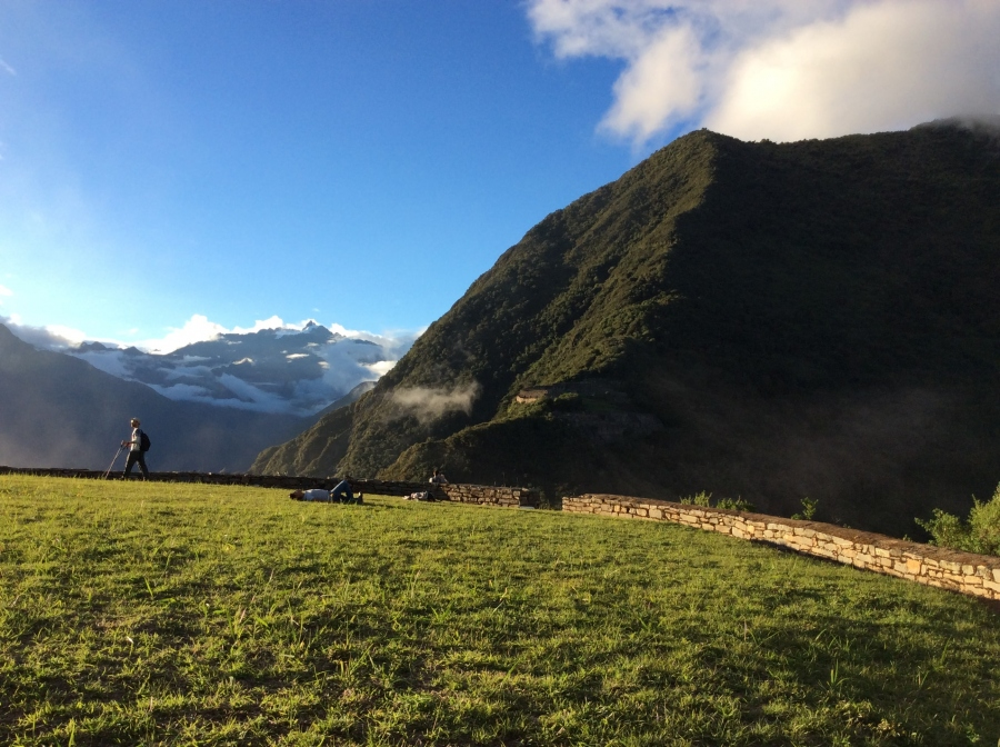 Choquequirao trip in Peru for 7 days