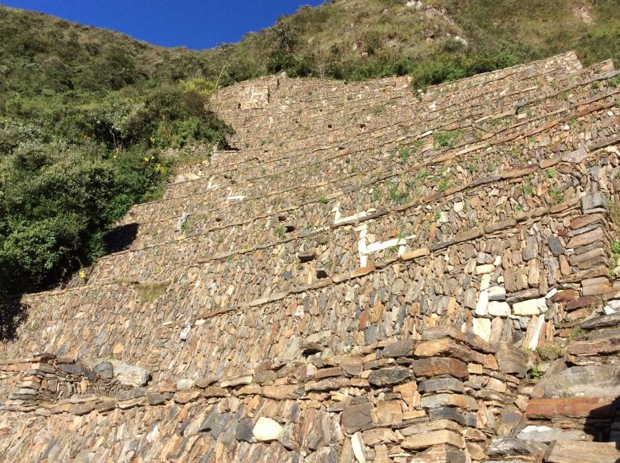 trek to Choquequirao with Machupicchu