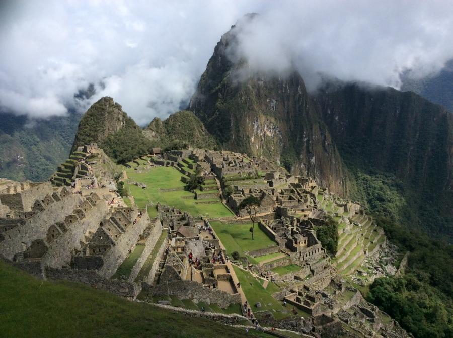 Machupicchu tour with Peru trio 15 days