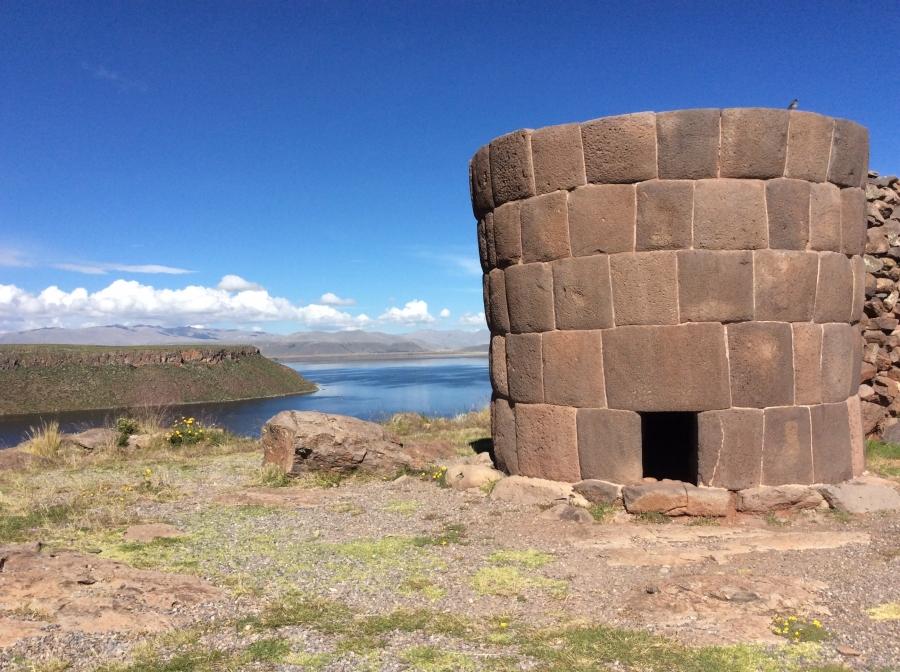 full day tour to Sillustani in Puno Peru