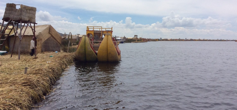 Uros Luquina tour Puno Peru