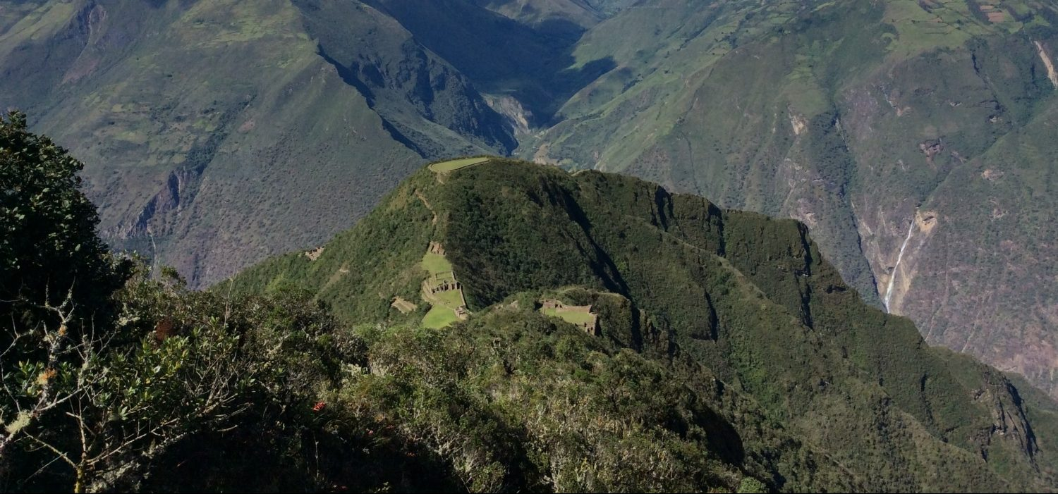 Choquequirao trekking to Machupicchu in 7 days