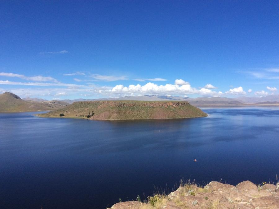 Sillustani site tour in Puno Peru