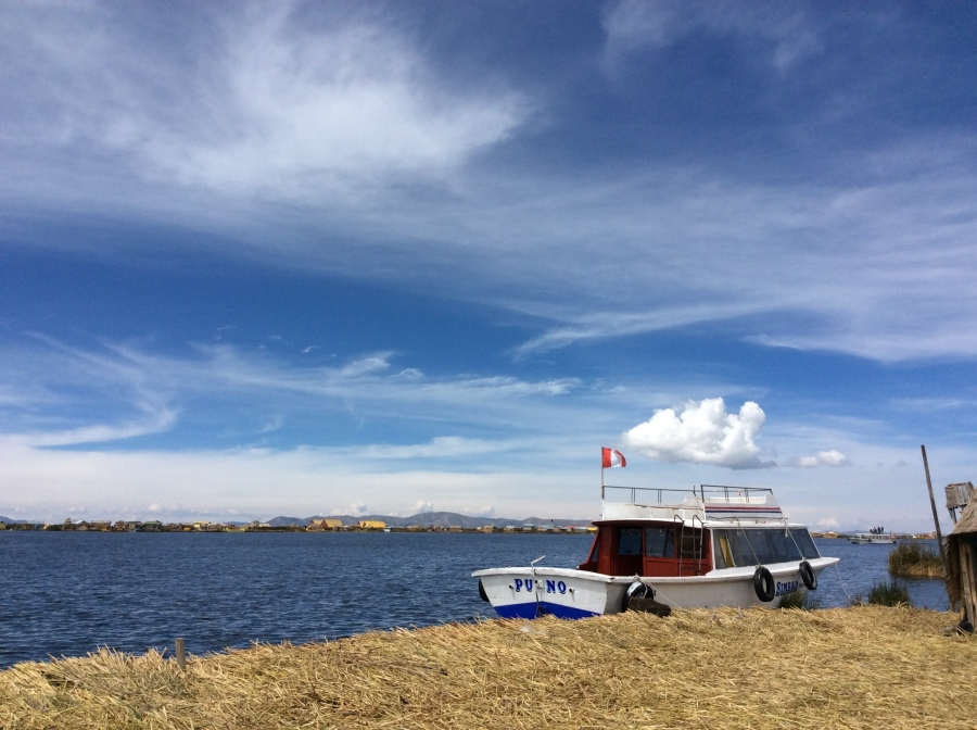 lake Titicaca tour Puno Peru