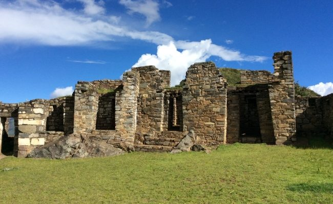 Inca site Choquequirao with trekking for 8 days