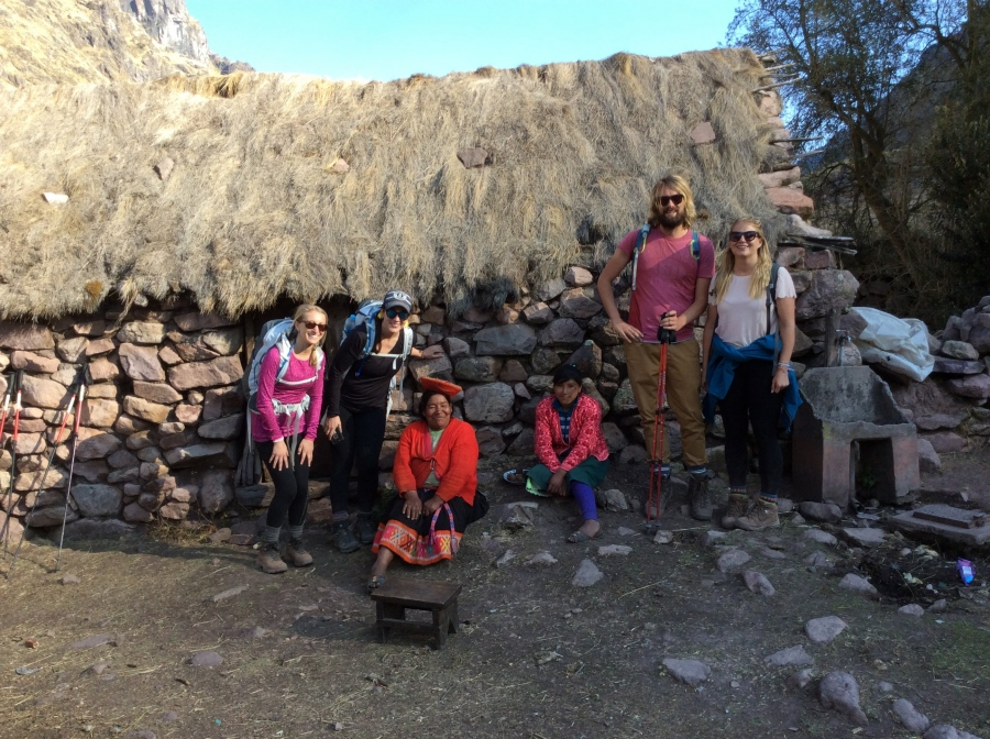 day trip to Lares trek by car from Cusco