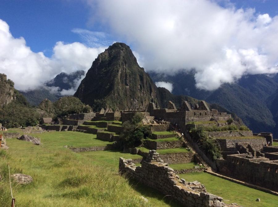 Machupicchu tour in Peru trip