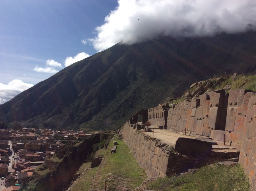 Ollantaytambo tour in Peru package travel