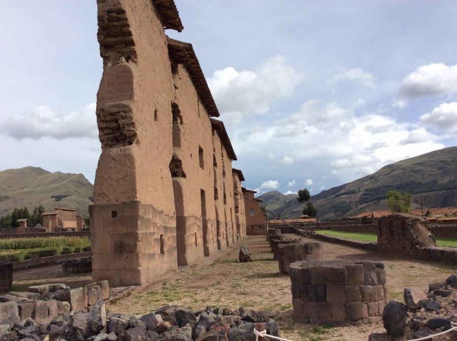 Raqchi Inca temple tour from Cusco