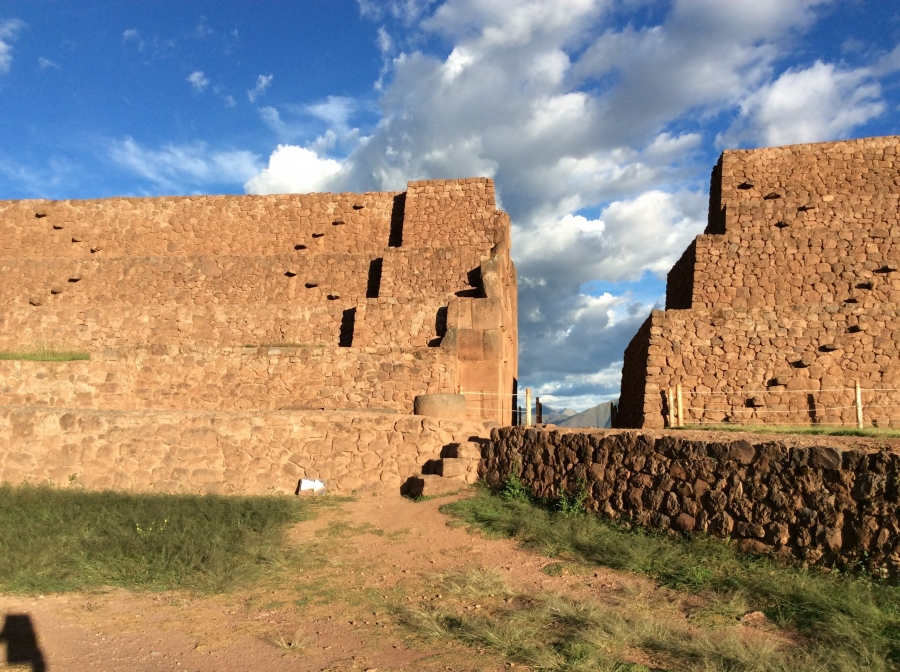 Rumi qolqa tour from Cusco Peru