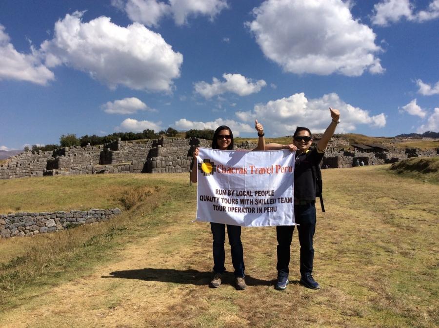 Sacsayhuaman tour in Peru trip