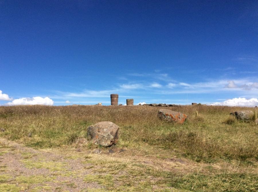 Sillustani pre-Inca site tour Puno Peru