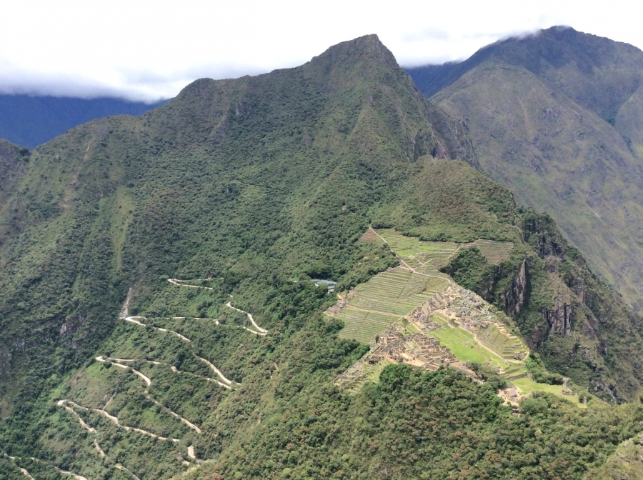 Day tour Machupicchu in Peru trip for 4 days